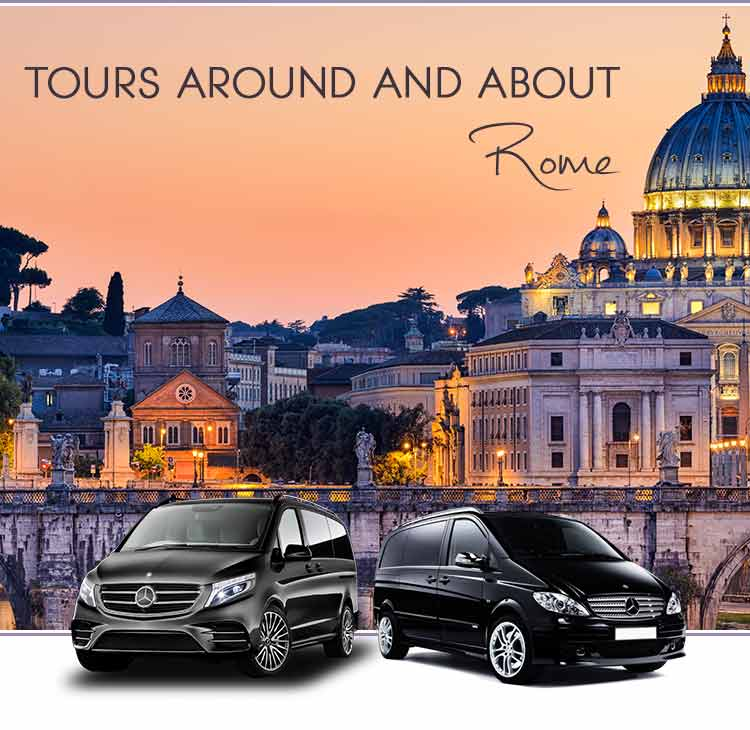 Tours around and about Rome