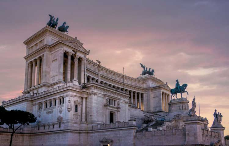 Eternal Rome private tour