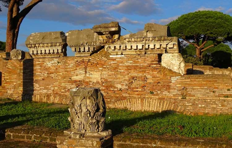 Ostia Ancient Rome Tour