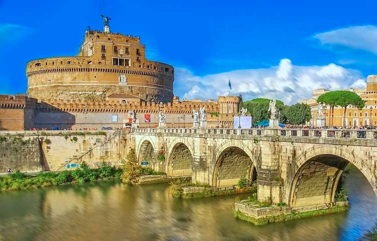 Rome private day tour