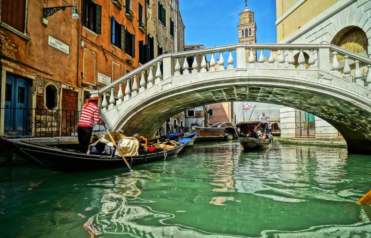 Florence & Venice Tour from Rome